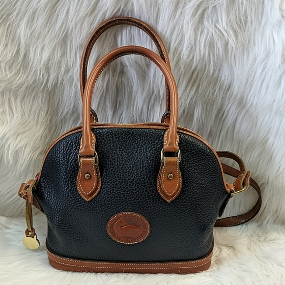 Dooney & Bourke Handbags - Dooney Vintage all weather leather satchel